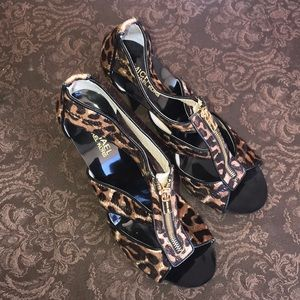 Gently used Michael Kors heels